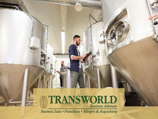 JUST REDUCED! Established Specialty Brewery & Beverage Mfg.