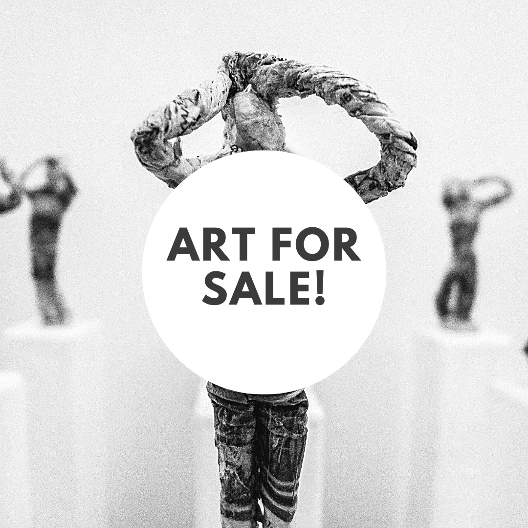 Inventory Sculpture Sale