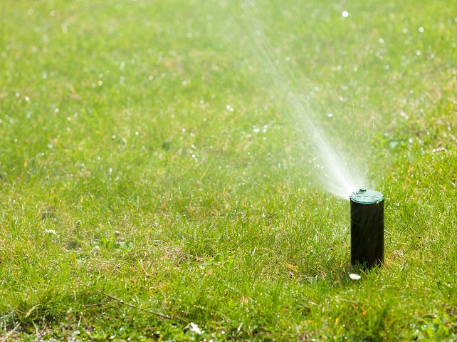 Sprinkler Repair Services with over 15 Years in Business