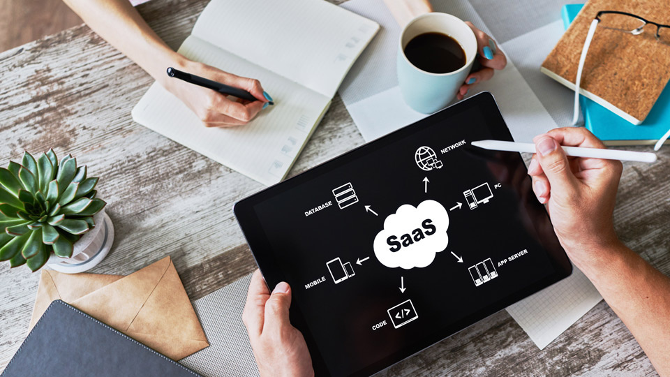 SaaS Marketing Solution Platform with Proprietary Technology