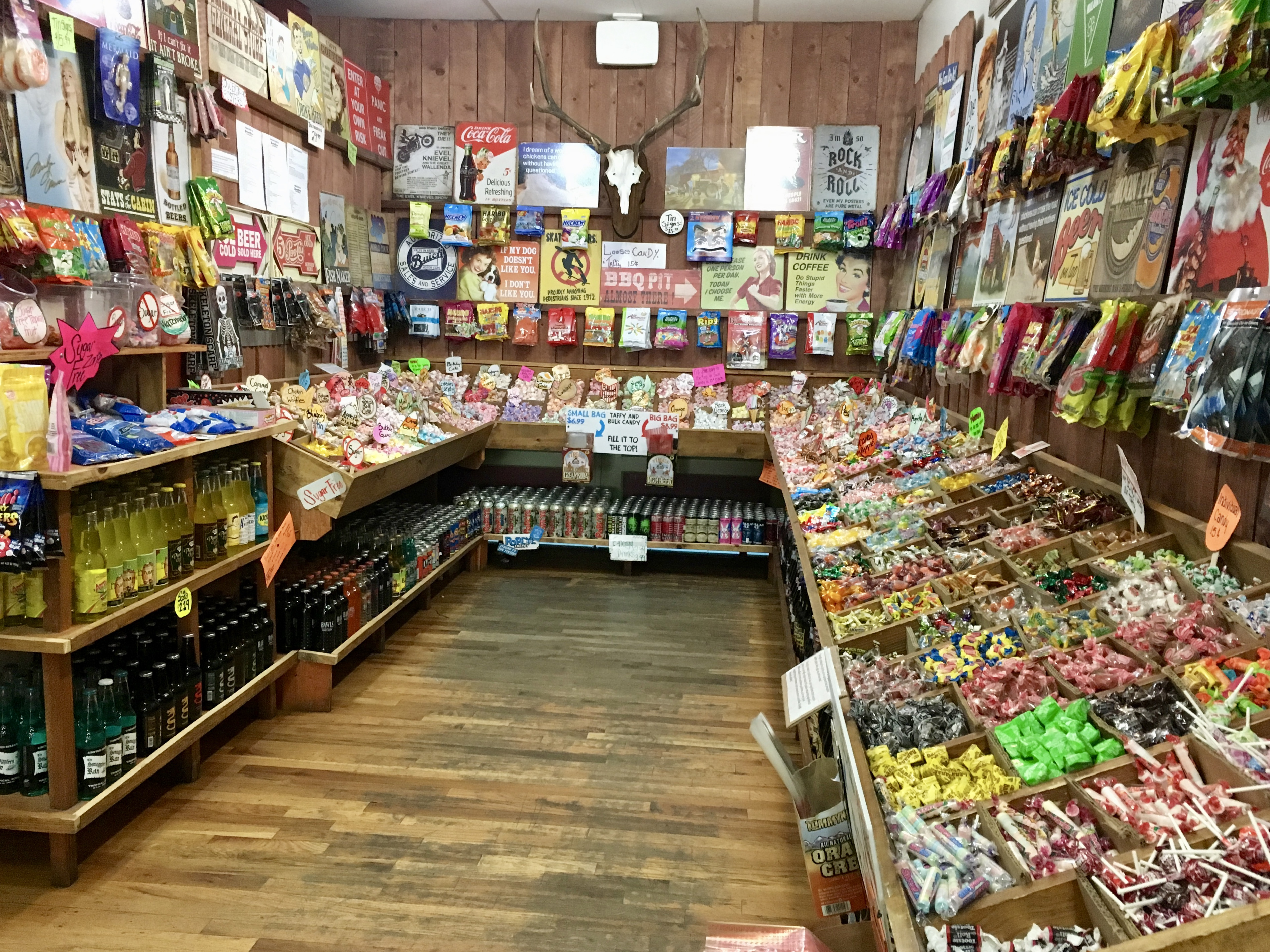 A recession-proof Candy business in PA's most desirable County