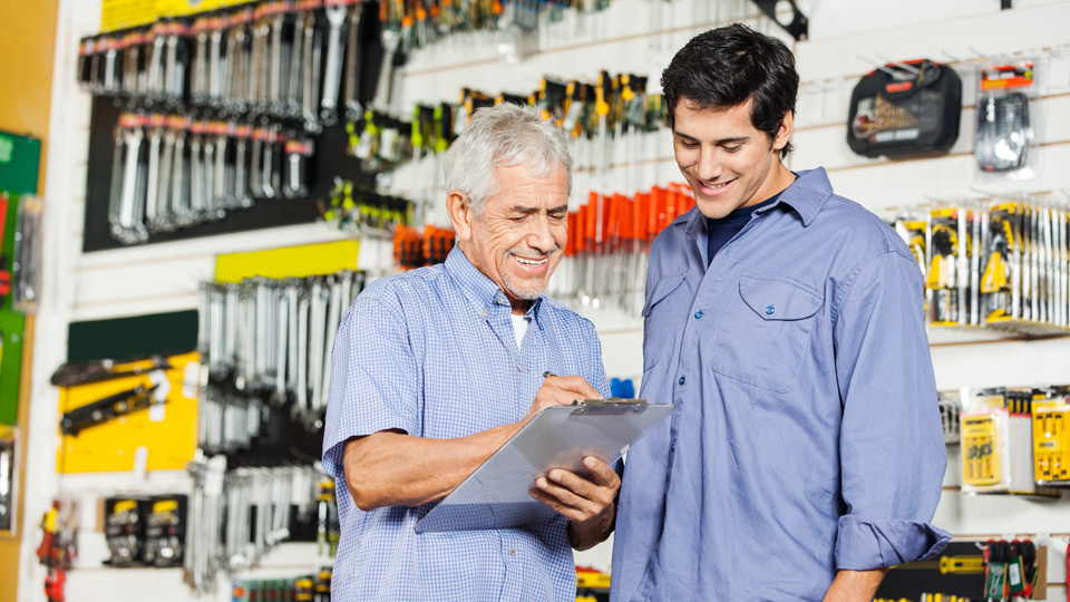 Hardware Store with RE and Lease Tenants in greater Boston