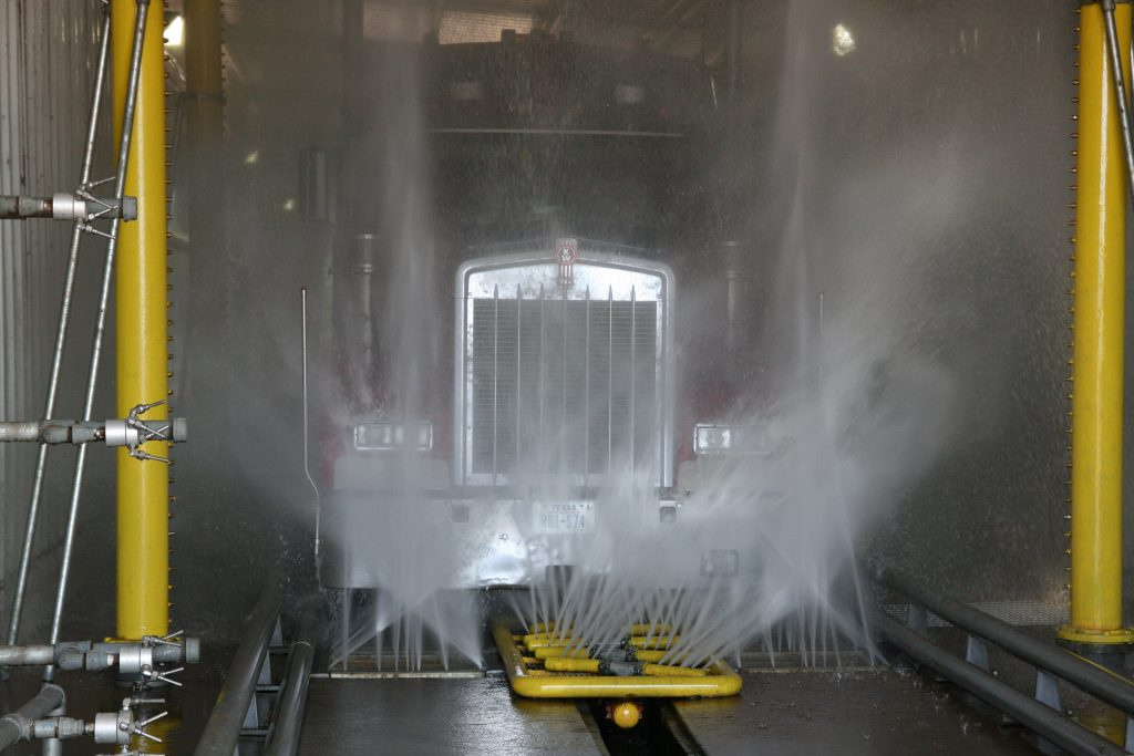 Profitable & Growing Truck Washing Company-Highly Respected Brand