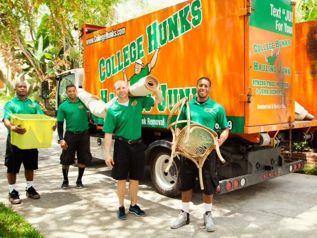 College Hunks Hauling Junk and Moving Franchise, SC - 223743 KA
