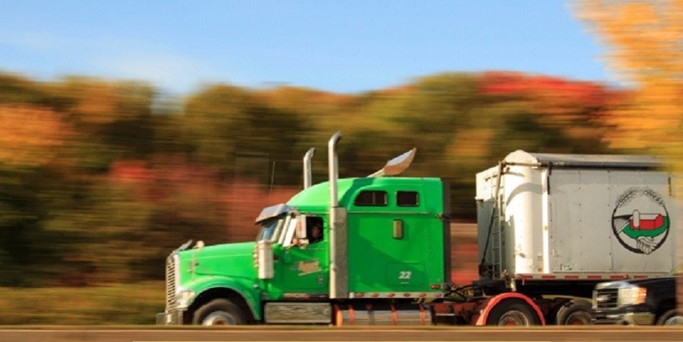 Florida Based Trucking Company Hauling Freight