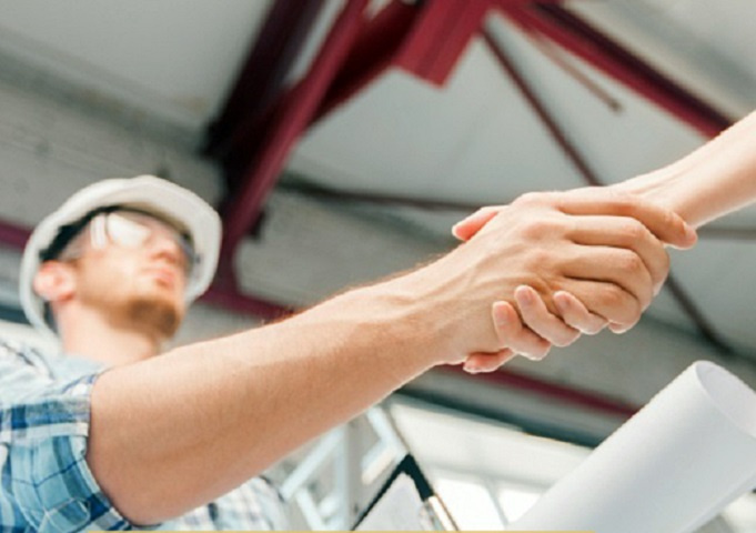Busy Commercial  Electrical Contractor