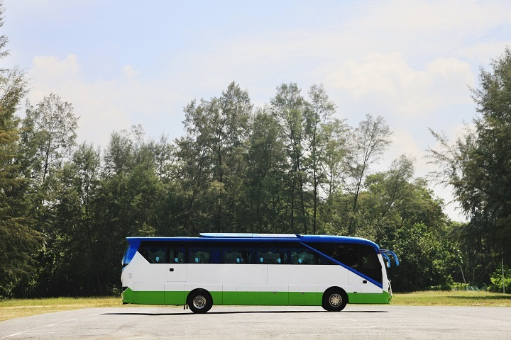 Bus Transportation Company in Orange County