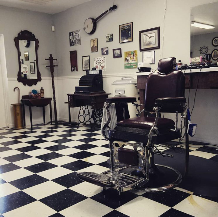 Barber Shop in a Great Location