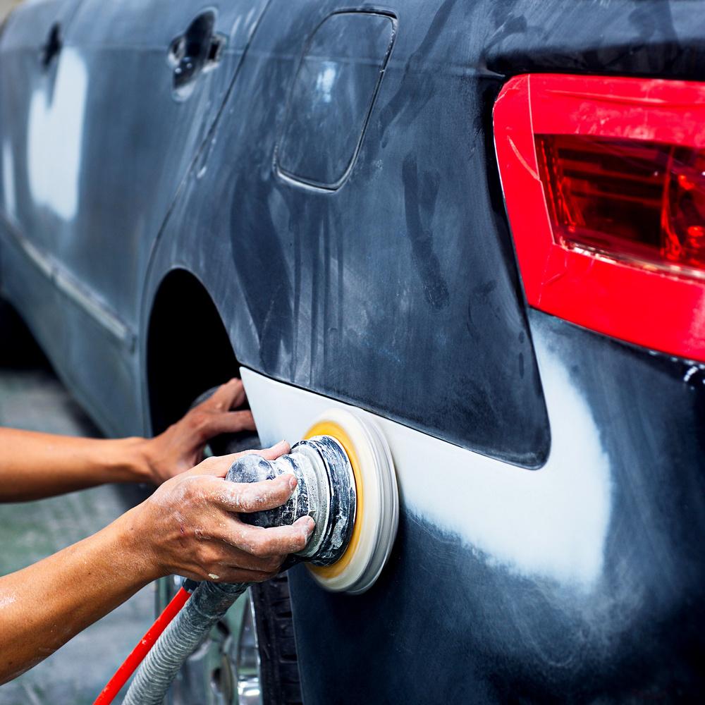 Auto Body Repair Business w/ Space to Generate Increased Revenue
