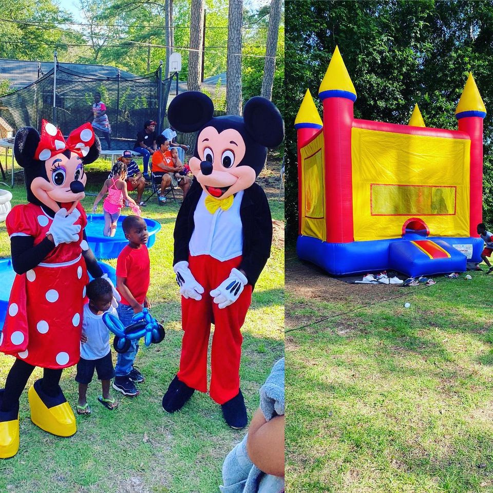 Kid's Entertainment Business with Costume Characters For Sale