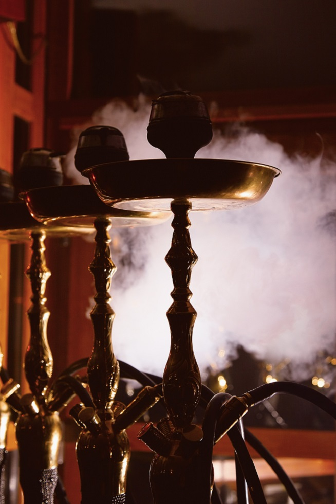 A Well Established Hookah Lounge