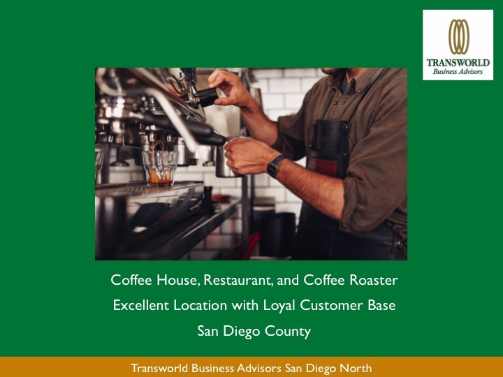 Exceptional Quality Coffee House, Restaurant, and Coffee Roaster