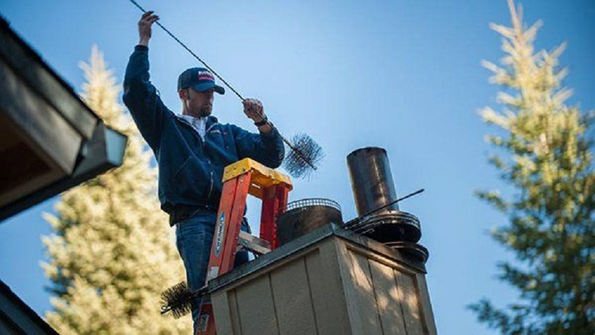 Chimney and Vent Cleaning Business For Sale.