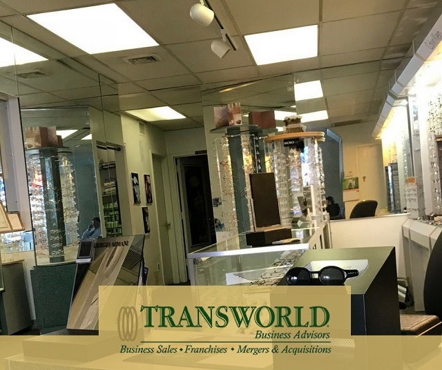 Established Optical Store at Great Location in Queens