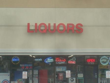 Liquor Store in Great Location