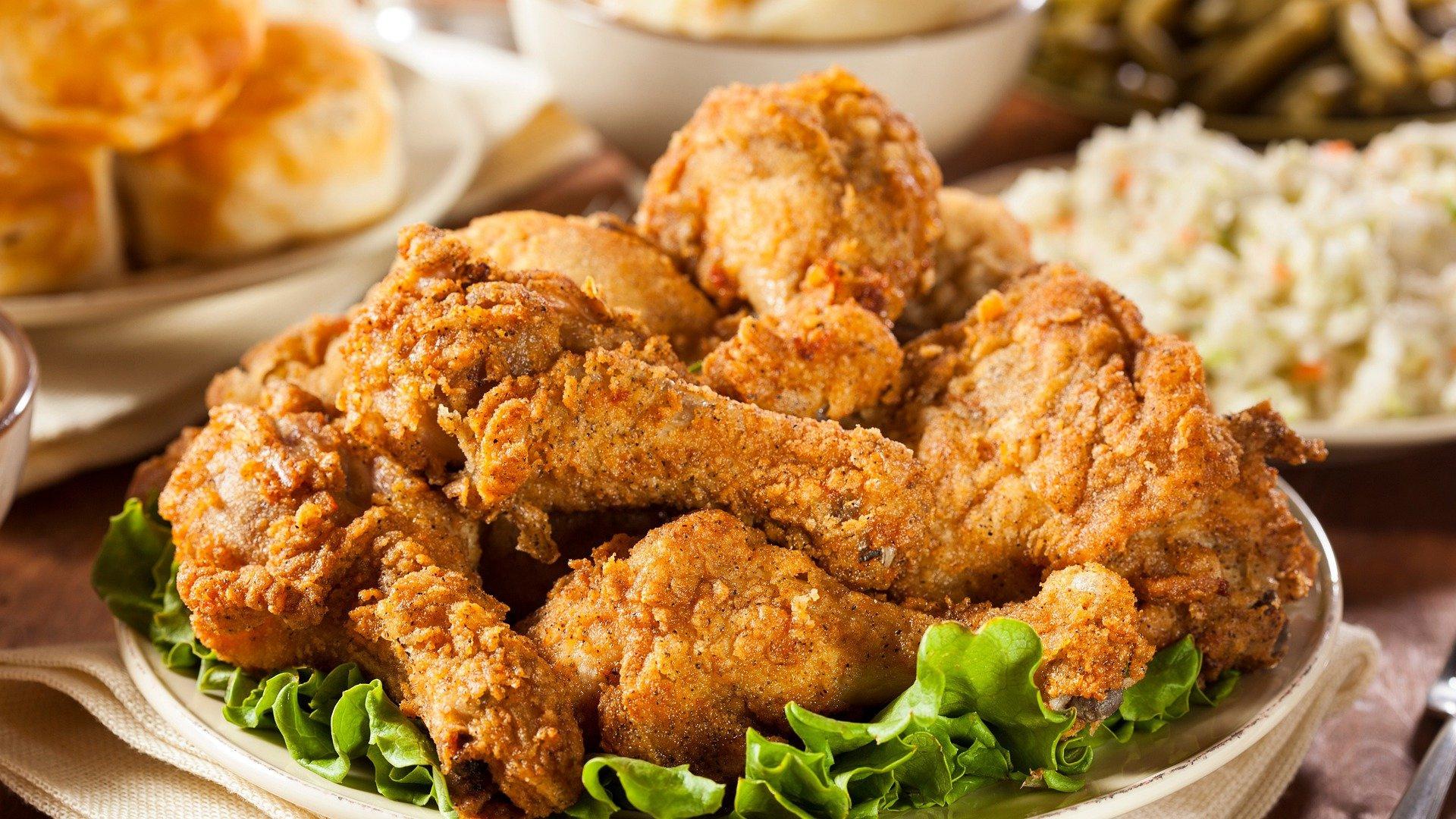 Chicken Restaurant Sited at Richmond Attraction-676974-DB