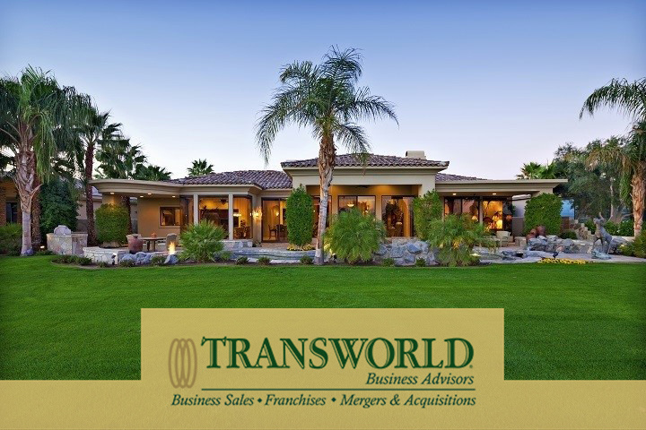 Landscaping Business - Long Term Contracts, Lender Pre-Qualified