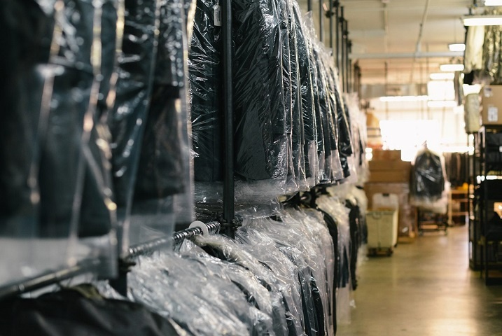 Reduced Drop Off Dry Cleaner Clothing Location - Motivated Seller