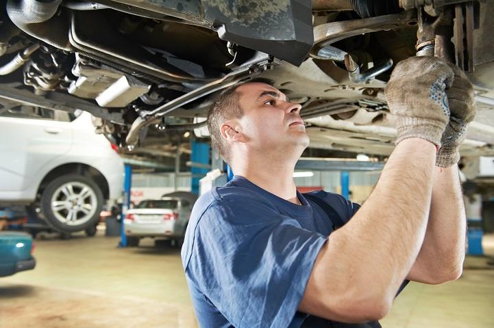 Established, Lucrative Set of Franchise Auto Repair Shops