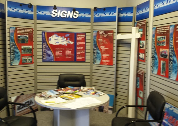 Signarama Sign Shop For Sale!