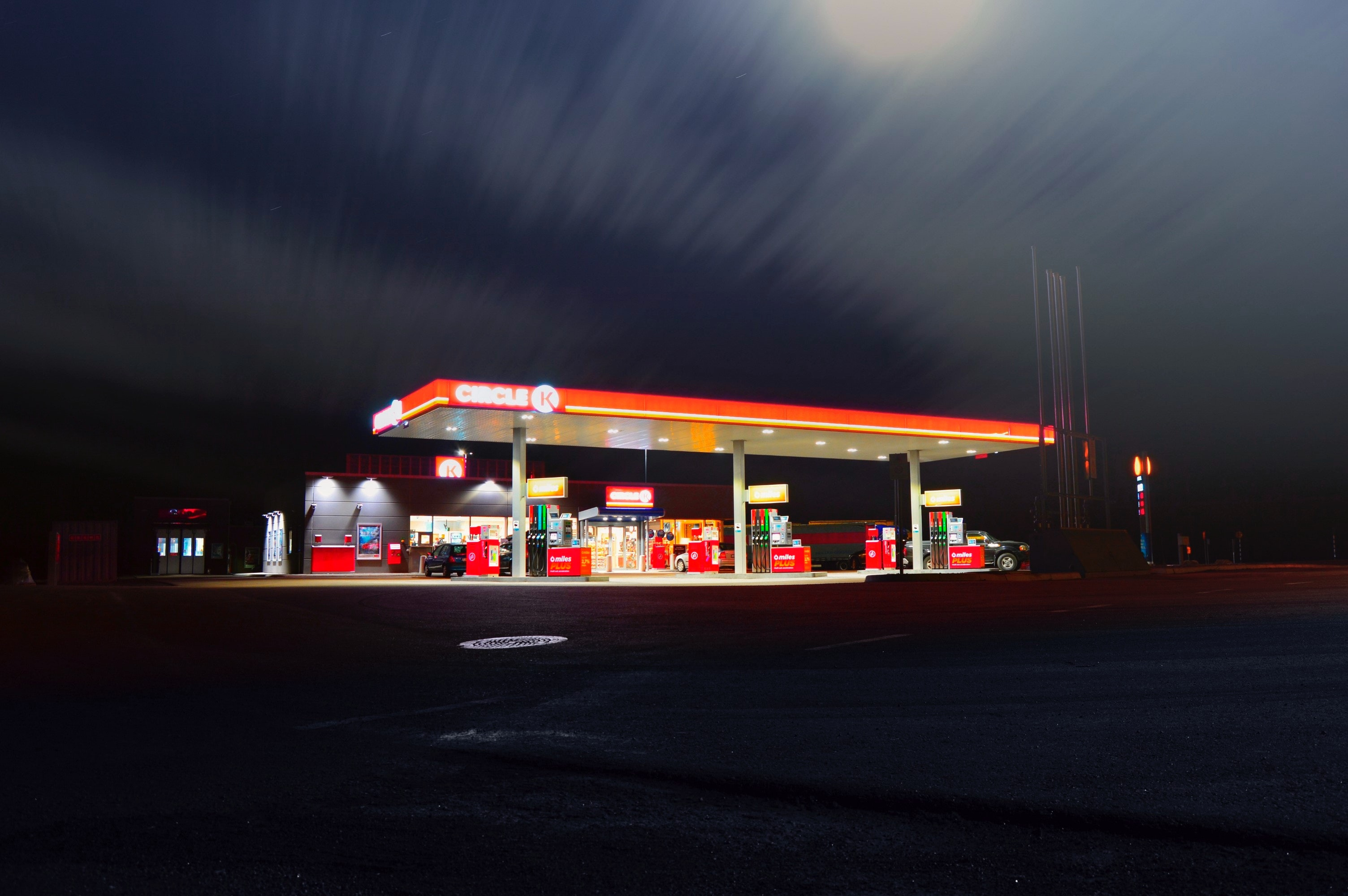 Profitable Gas Station w/ RE and C-Store