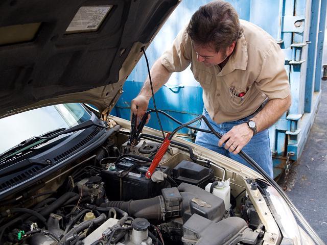 359920 BK Great Automobile Repair Shop