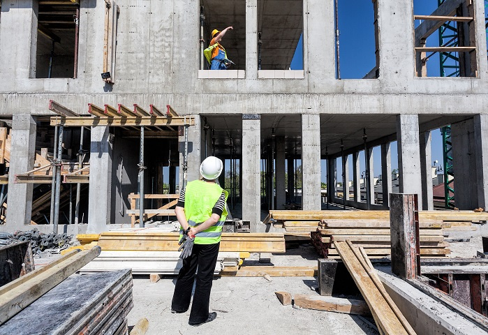 General Contractor Ground Up Construction to Complex Build Outs