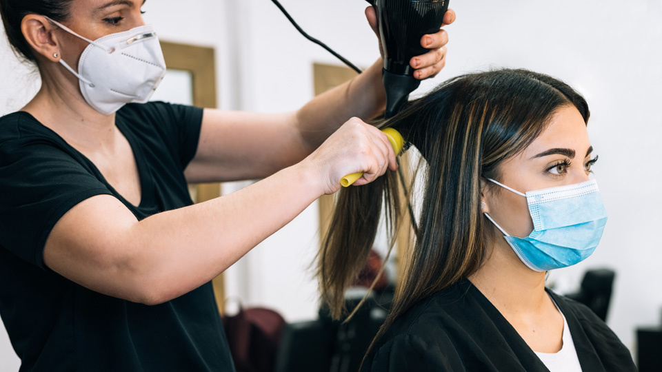 Absentee Hair Salons Servicing South Shore and Middlesex County