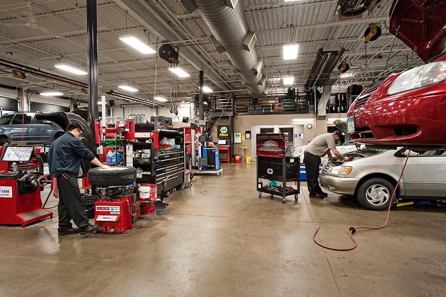 Highly profitable Automotive Repair Business; fantastic location