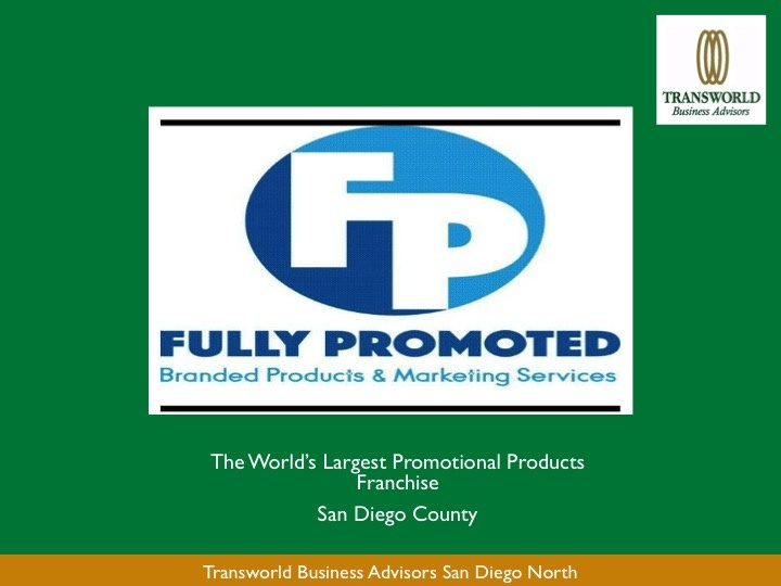 Fully Promoted Branded Products and Marketing Services