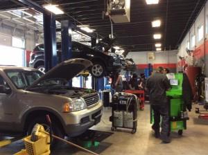 Brand name auto repair shop-Suffolk County N Shore