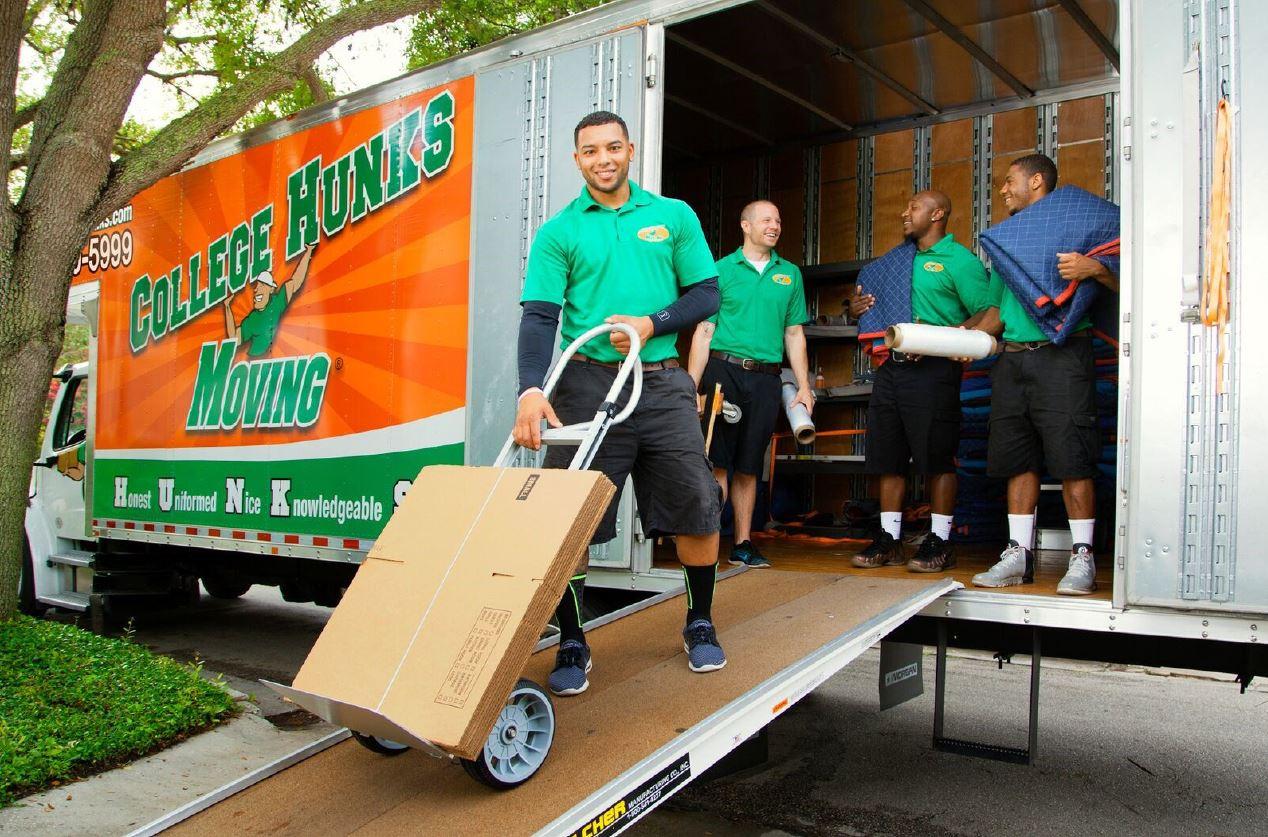 College Hunks Hauling Junk and Moving-881846-KA