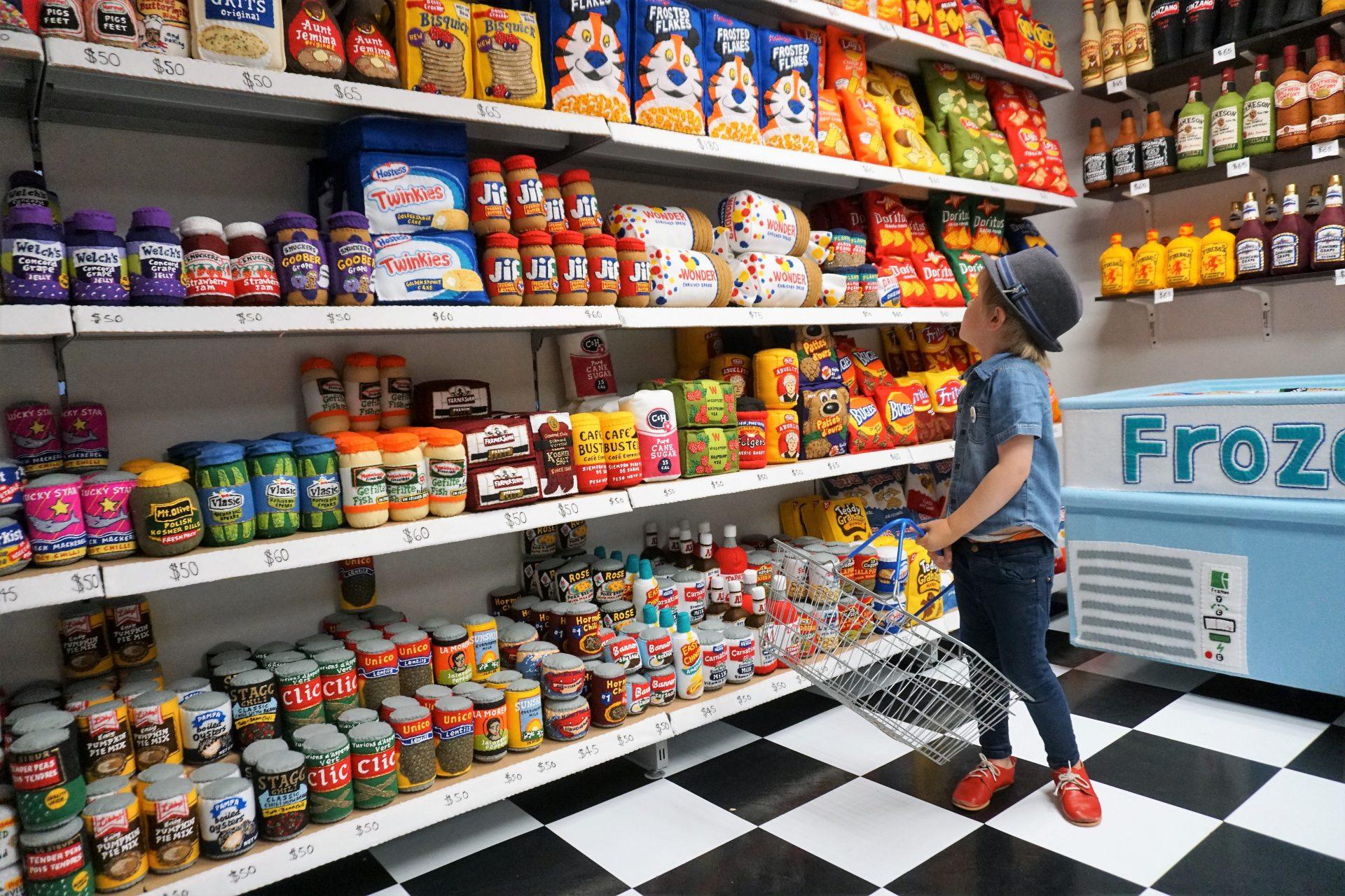 Convenient Neighborhood Grocery