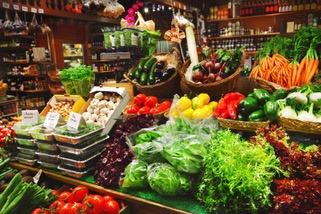 Specialty Produce Market with Great Location in Central OR