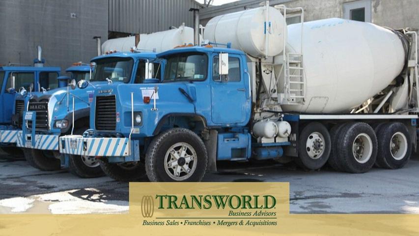 Established Ready Mix Concrete Supplier