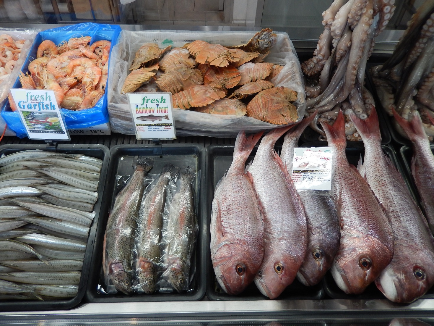 Fresh Seafood Business PRICE REDUCED