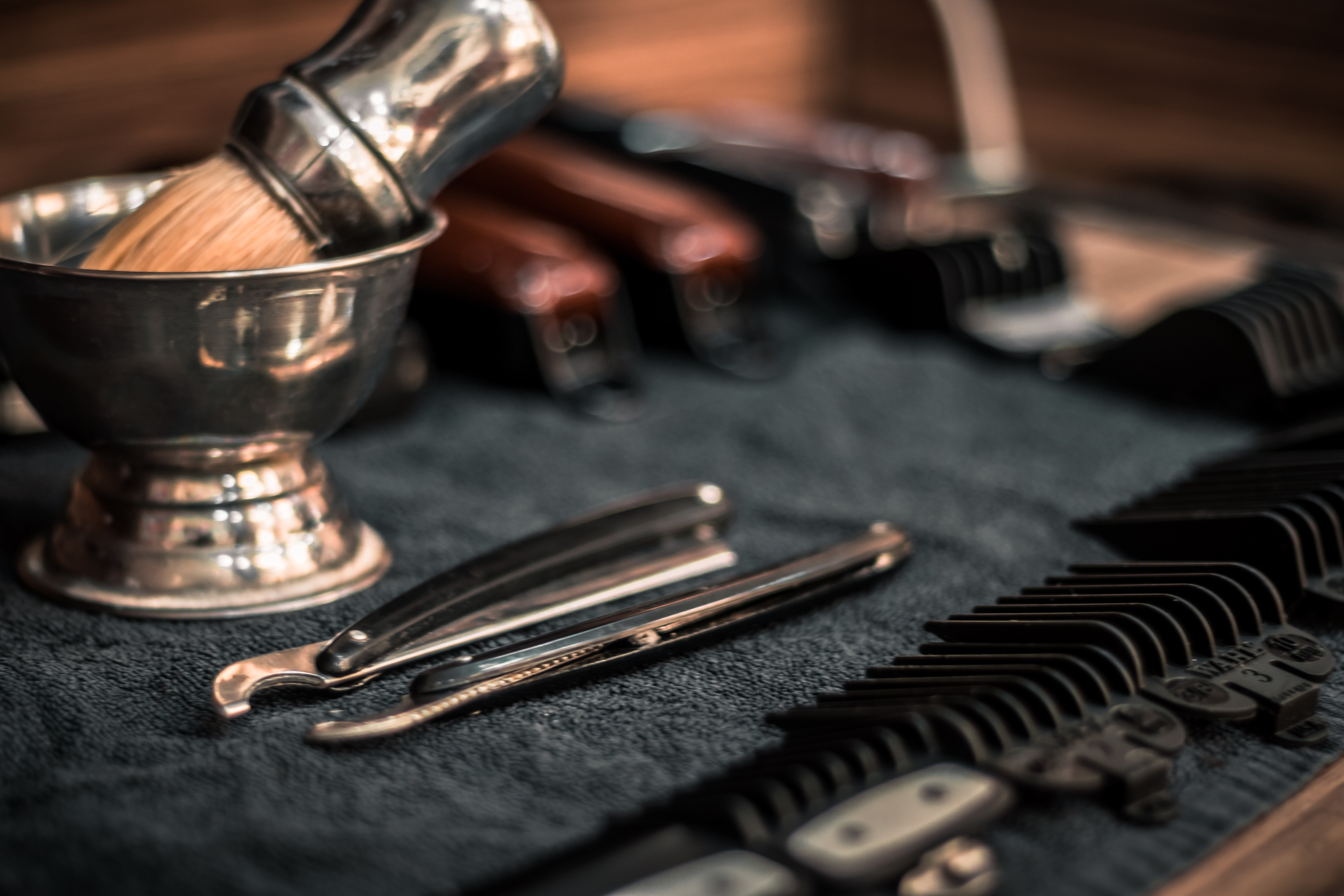 Popular Barber Shop in Busy Location
