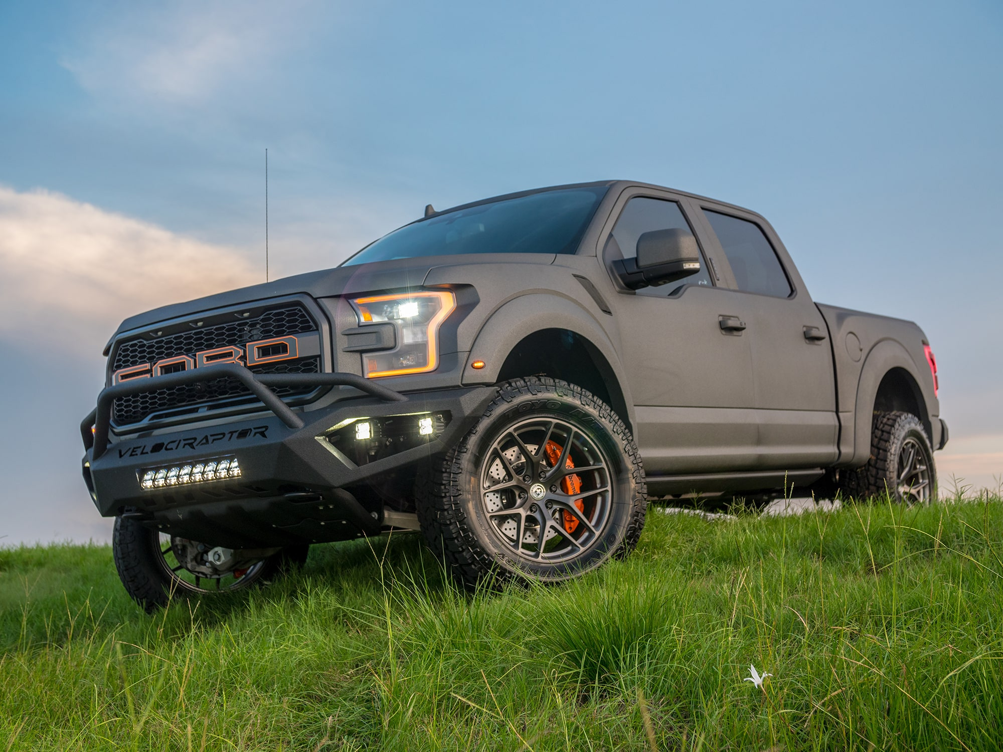 Growing Truck and SUV Accessory Opportunity