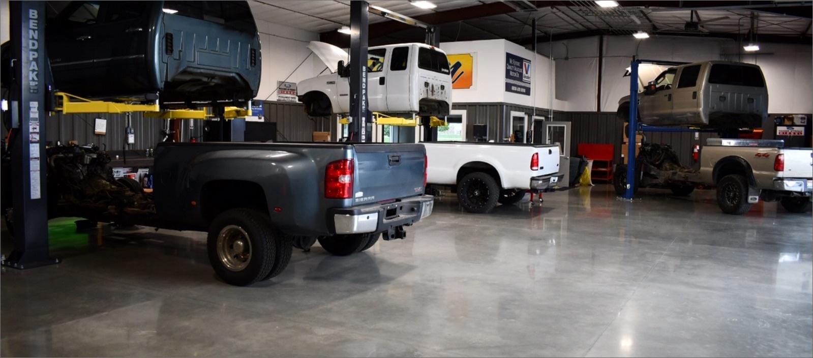 Full Service Diesel Repair facility Nassau/Suffolk Co