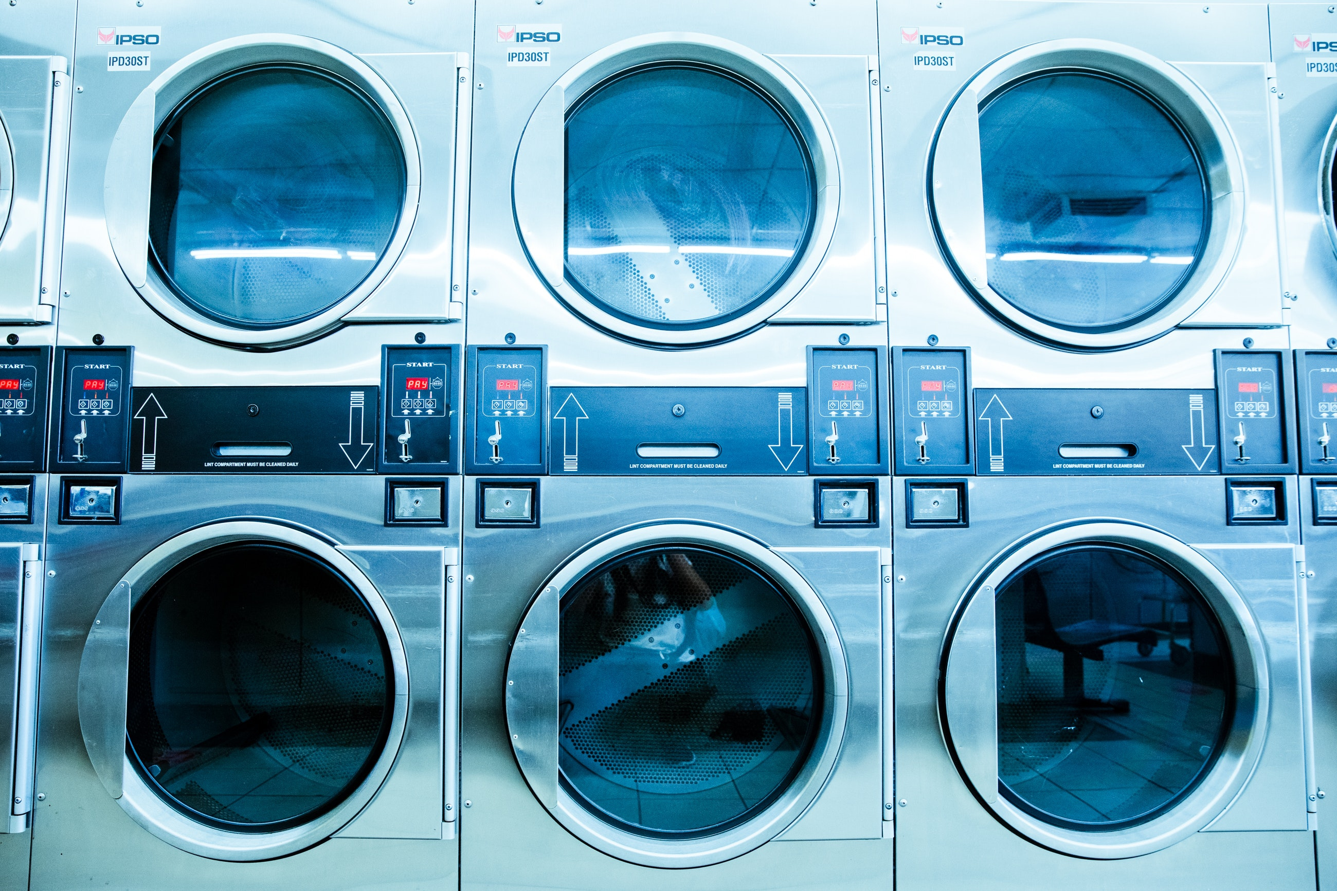 Growing Full-Service Laundromat along with Self-Service Machines