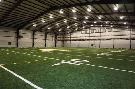 Sports Facility General Contractor with Projects Pending