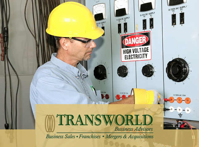 Commercial Electrical Contractor for Sale - Lender Pre-Qualified