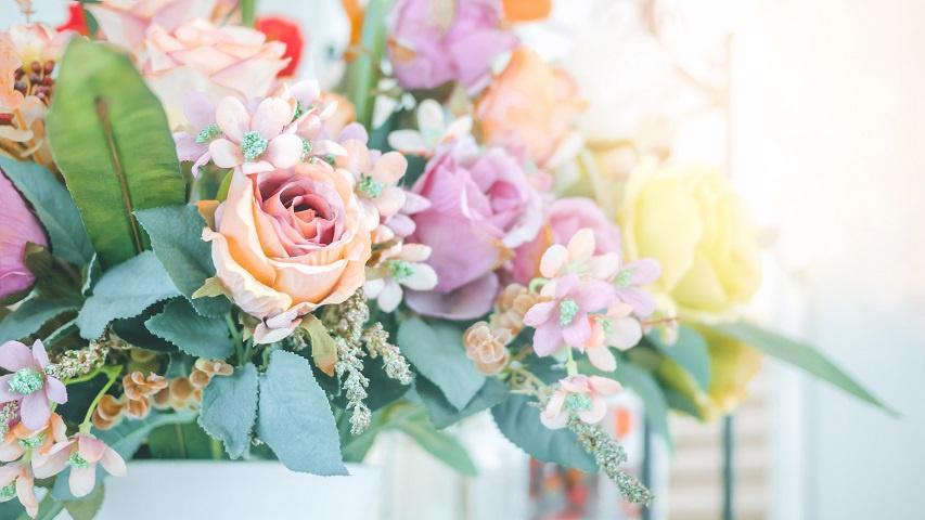 Profitable Silk Flowers Wholesale Retail Business For Sale