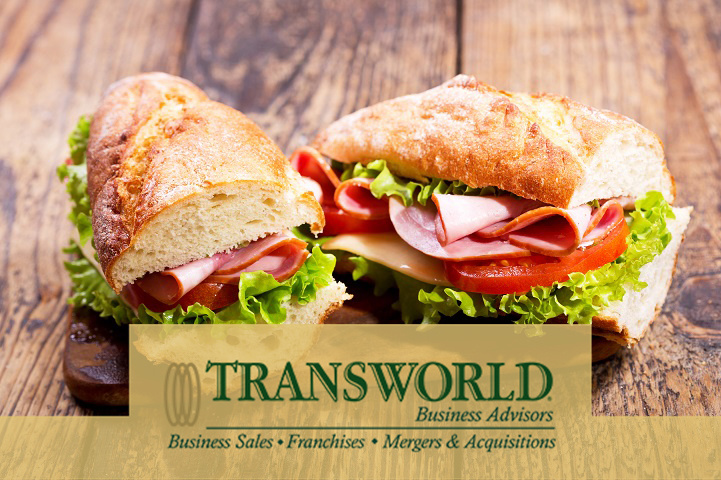 Two Location Franchise Sub Shop for Sale