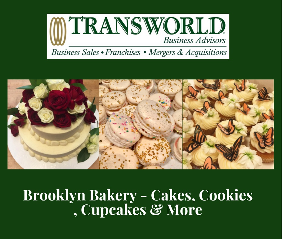 Brooklyn Bakery - Cakes, Cookies & More - Financing Available