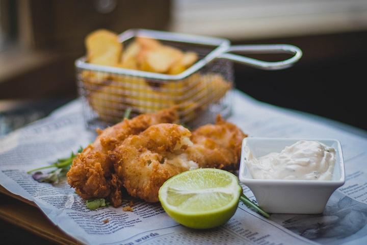 A High End Well Established Seafood Market