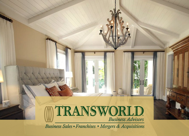 Interior Design Staging Business Includes Ten Houses of Inventory