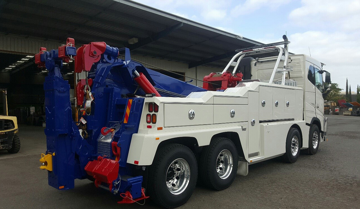 Established Towing Company