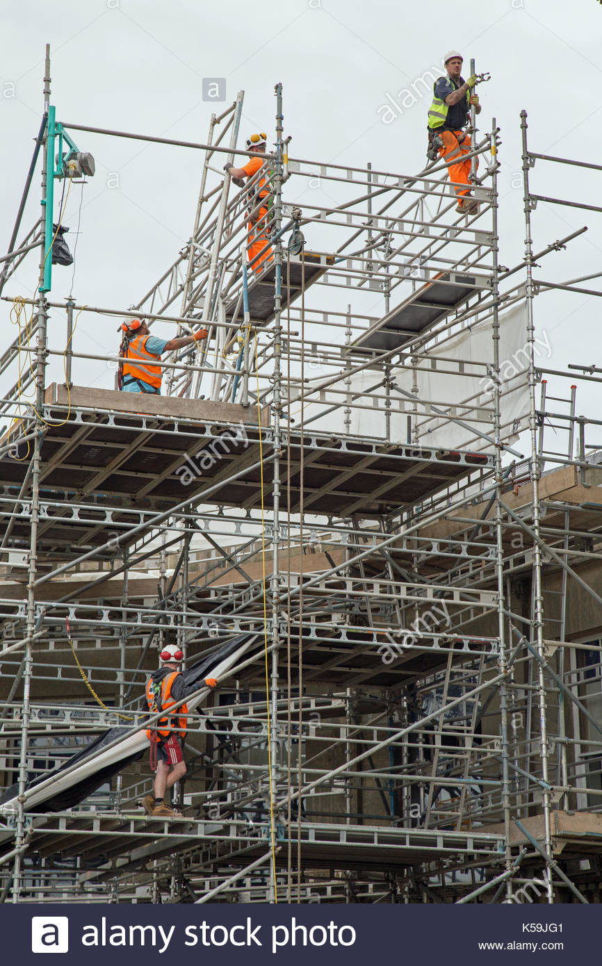 Industrial Scaffolding Business strong revenues poised for growth