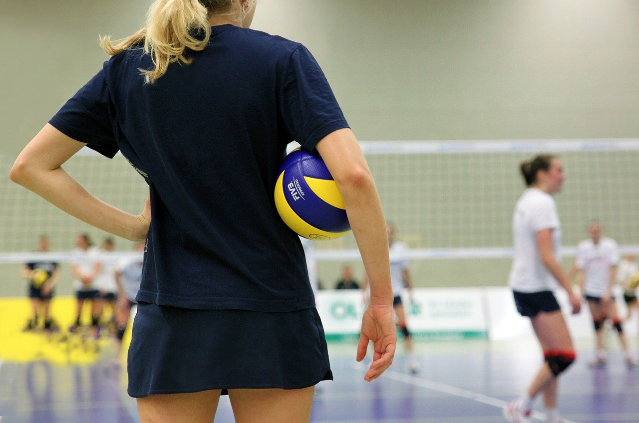 Patented Volleyball Pole Technology for Sale